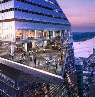 Osservatorio Edge, Hudson Yards