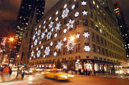Fifth Avenue: Saks