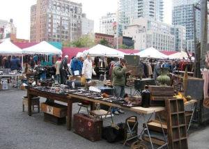 Flea Market a Hell's Kitchen