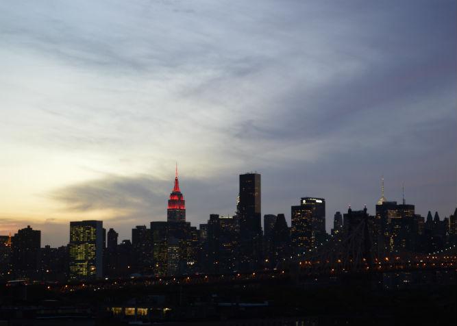 buoni posti per agganciare a NYC