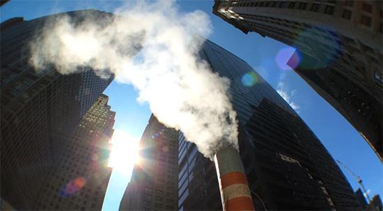 fotografie artistiche con il vapore a new york