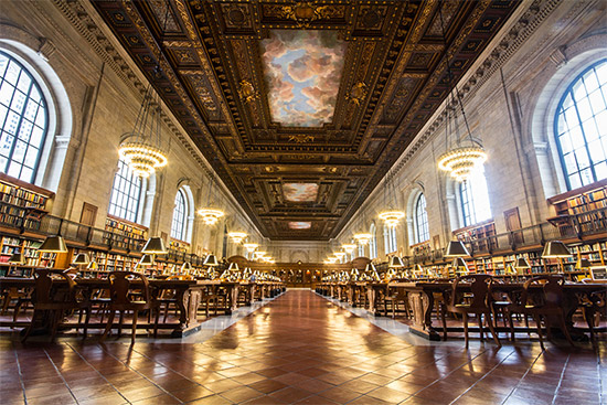 general research division alla NYPL