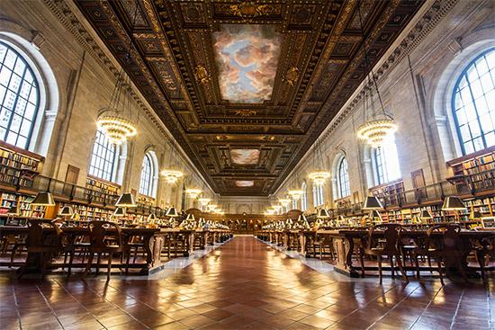 New York Public Library: orari e visita alla bibioteca di New York