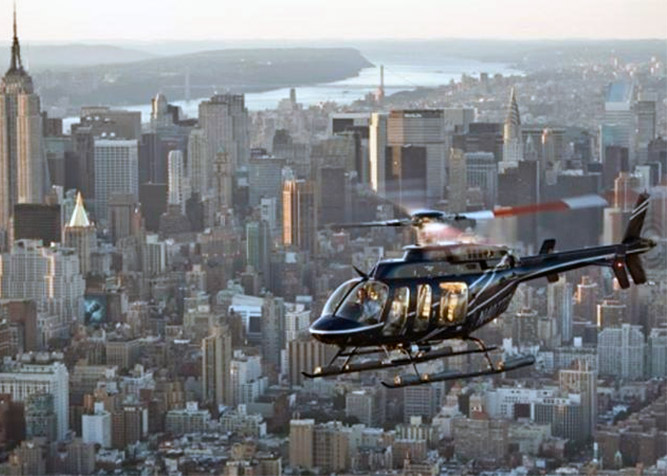 Elicottero New York : Giro in elicottero a new york tour sopra manhattan