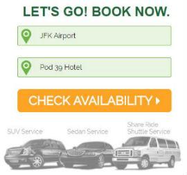 Go Airlink - schermata di prenotazione