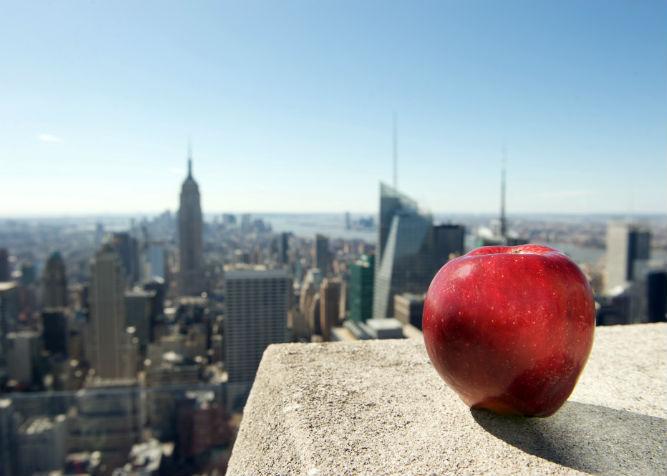 perch new york si chiama la grande mela ecco il. Black Bedroom Furniture Sets. Home Design Ideas