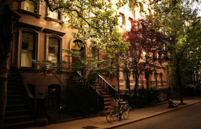 Il Greenwich Village a New York