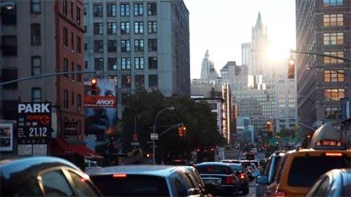 regole per guidare a new york