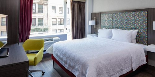 Hotel Hampton Inn, pacchetto volo + hotel New York