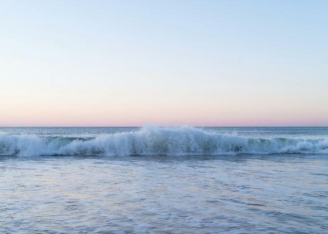 Il mare negli Hamptons