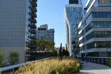 High Line, Chelsea, New York