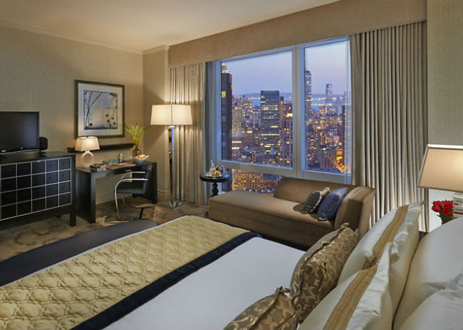 I migliori 10 hotel 5 stelle di new york lusso eleganza for Alloggi per studenti new york