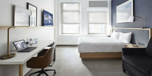 Hotel Club Quarters, pacchetto volo + hotel New York