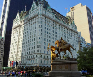 Hotel Plaza, 5 stelle New York