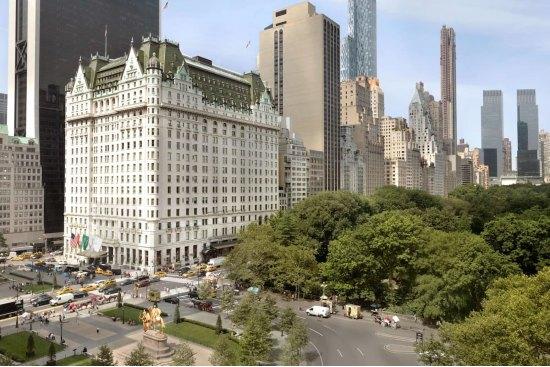 Hotel Plaza New York 5 stelle