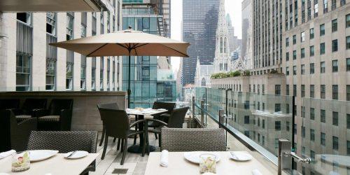 Radisson Hotel, pacchetto volo + hotel New York