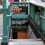Ingresso metropolitana di New York