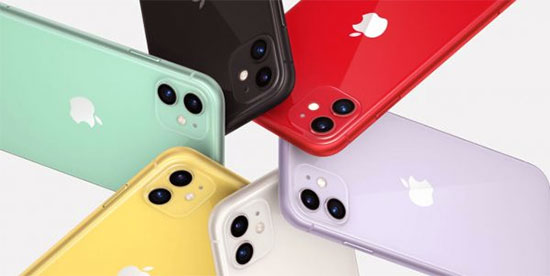 colorazioni iPhone 11