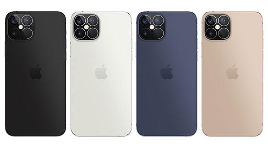 colorazioni iPhone 12 pro