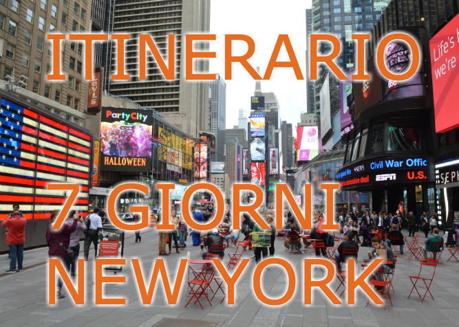 Itinerario 7 giorni a new york come organizzare una for Alloggi per studenti new york