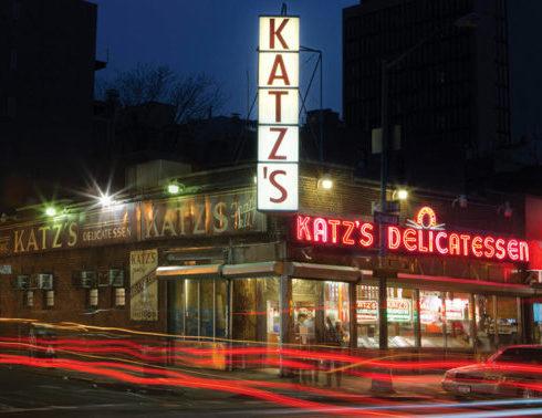 Katz's Deli New York - esterno