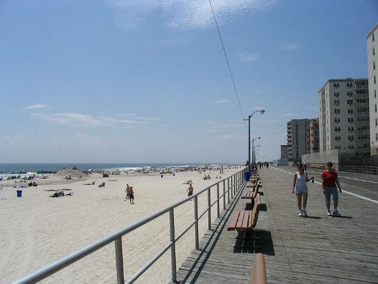 spiaggia di long beach