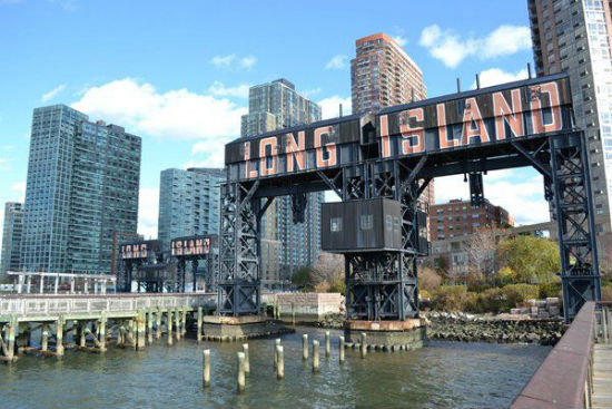 Long Island City a New York
