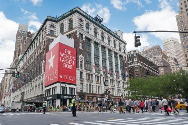 Macy's Fashion Center Garment District
