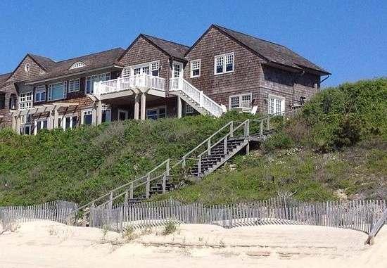 Casa sulla spiaggia a Main Beach, negli Hamptons