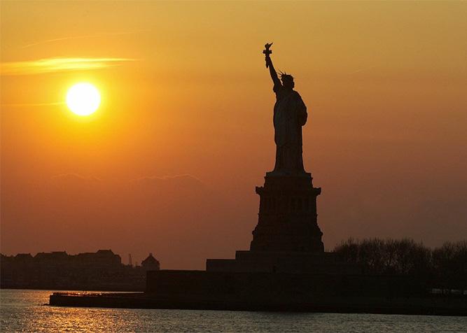 Marzo a New York