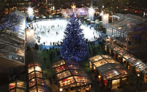 Vacanze di natale a new york 2016 eventi shopping tour for Immagini new york a natale