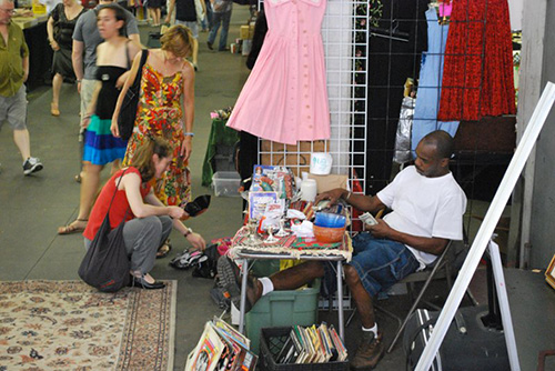 east 67th street flea market