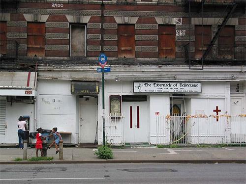 chiesa gospel ad Harlem
