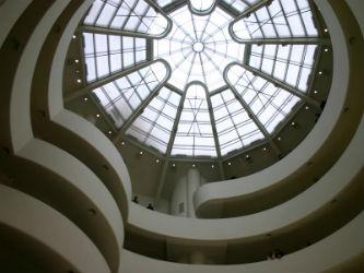 Interni museo Guggenheim
