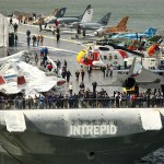 vista museo intrepid