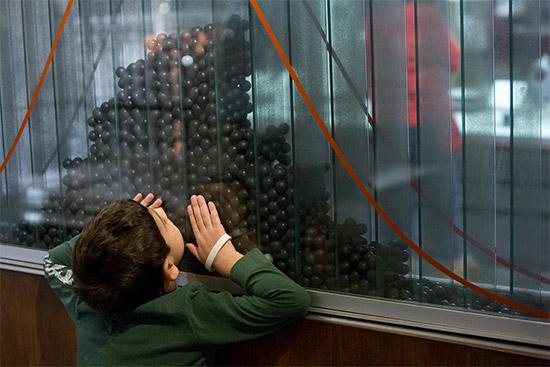 museo della scienza a New York orientato ai bambini