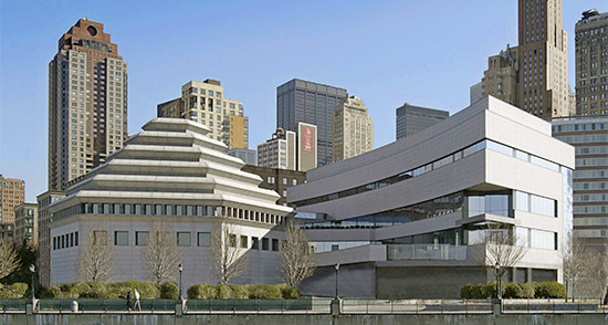 Museum of Jewish Heritage di New York