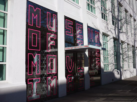 Il Museum of Moving Image a New York