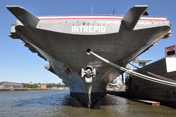 nave intrepid