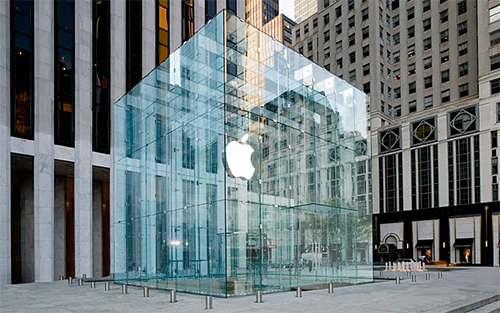 apple store a new york - 5th avenue