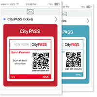 New York City Pass, QR Code