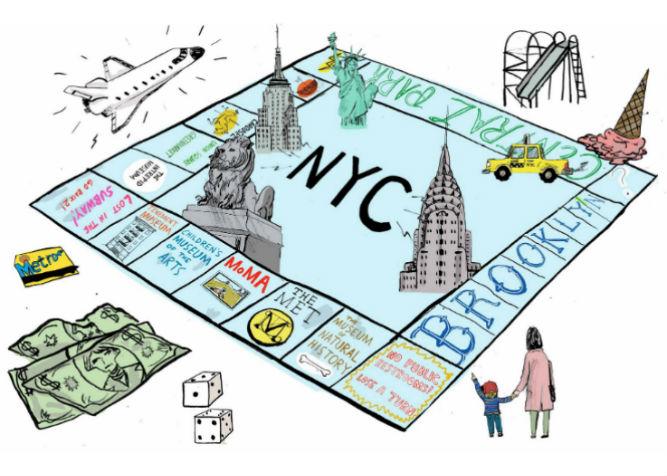 New York con bambini