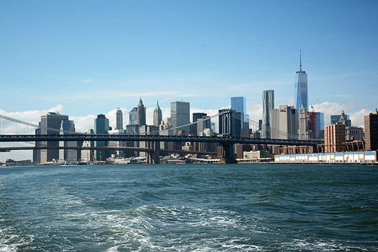 crociera panoramica a manhattan