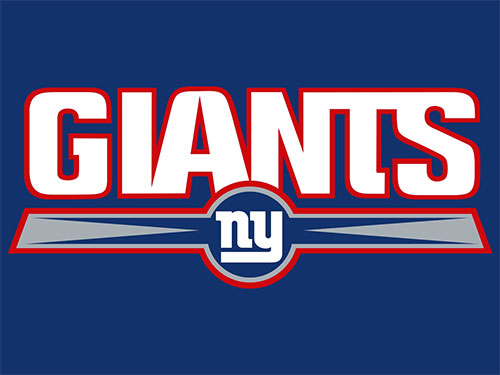 logo della squadra di football dei new york giants