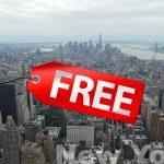 Cose da fare gratis a New York
