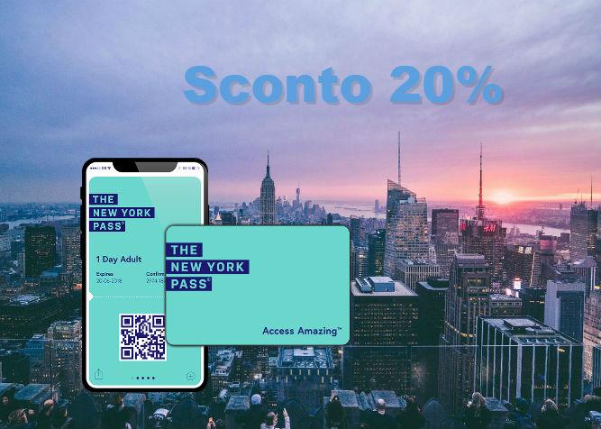 Sconto 25 new york pass guida all 39 acquisto e recensione for Appartamenti low cost new york