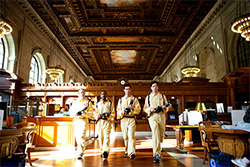 la new york public library nel flm Ghostbusters