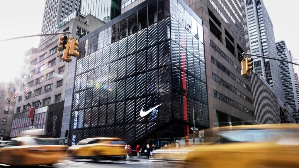 Nike House of Innovation di New York