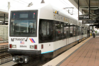 trasferimento newark manhattan by nj transit service