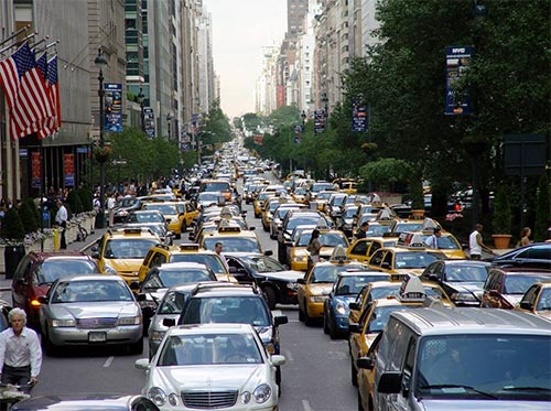 noleggiare un auto a new york